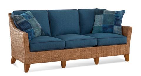 Braxton Culler - Wicker Sofa - 1968-011