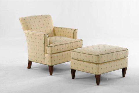 Braxton Culler - Ottoman - 520-009