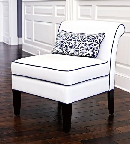 Braxton Culler - Chatfield Armless Chair - 5710-091