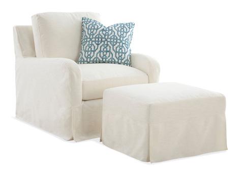 Braxton Culler - Slip Cover Chair - 5745-001XP