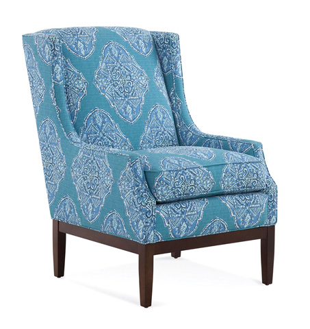 Braxton Culler - Wing Chair - 5747-007