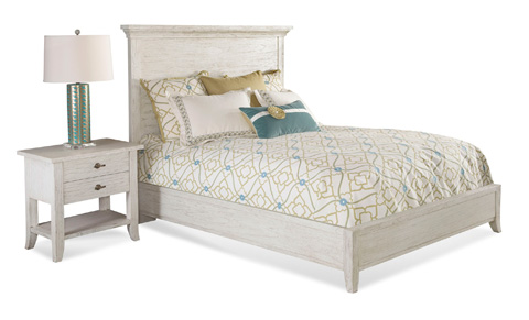 Braxton Culler - Queen Panel Bed - 2932-121