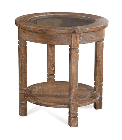 Braxton Culler - Round End Table - 835-022