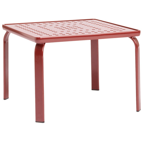 Brown Jordan - Square Occasional Table with Lock Top - 1594-2222-AT