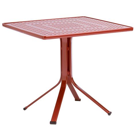 Brown Jordan - Square Pedestal Dining Table with Lock Top - 1665-3232-AT