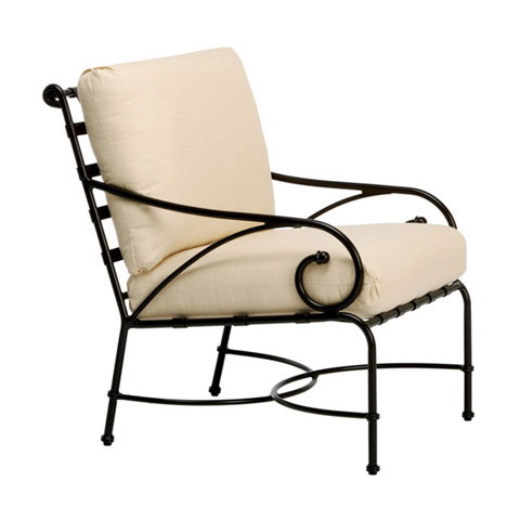 Brown Jordan - Lounge Chair with Cushion - 2240-6000