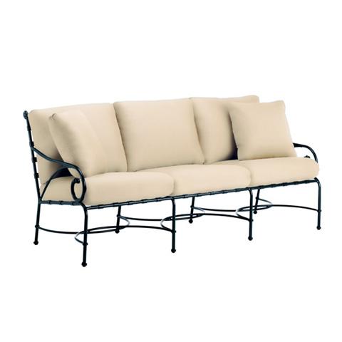 Brown Jordan - Sofa with Cushion - 2240-6300