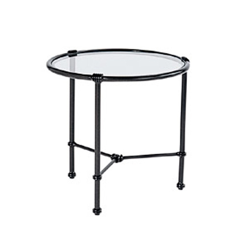 Brown Jordan - Round Occasional Table - 2243-1900