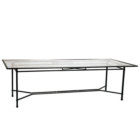 Brown Jordan - Rectangular Dining Table - 2251-4498