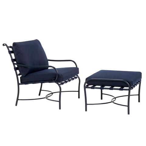 Brown Jordan - Lounge Chair with Cushion - 2380-6000-SC