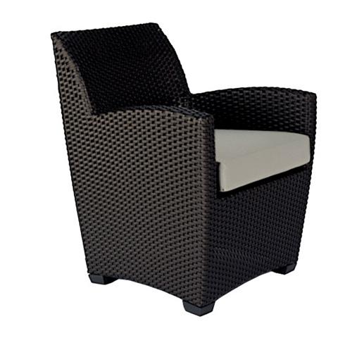Brown Jordan - Arm Chair with Cushion - 2860-2000