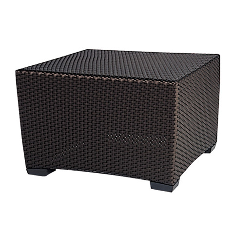 Brown Jordan - Square Coffee Table - 2863-2828