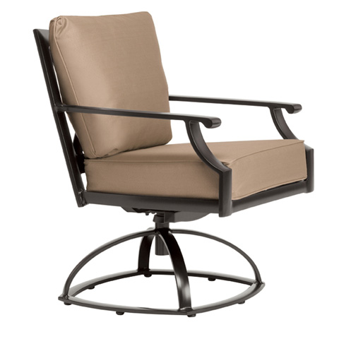 Brown Jordan - Swivel Rocker with Loose Cushions - 3060-4600