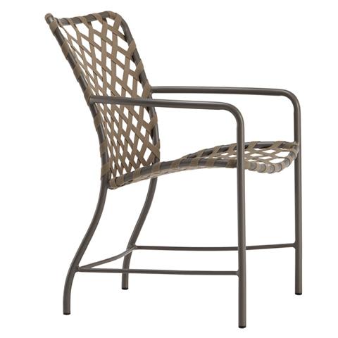Brown Jordan - Suncloth Strap Arm Chair - 3390-2000-SC