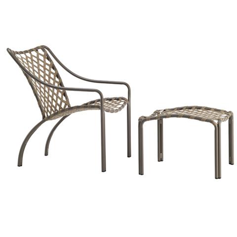 Brown Jordan - Suncloth Strap Lounge Chair - 3390-5000-SC