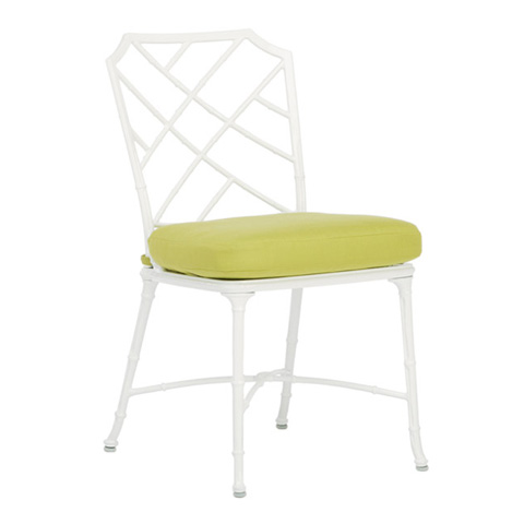 Image of Side Chair with Loose Cushion