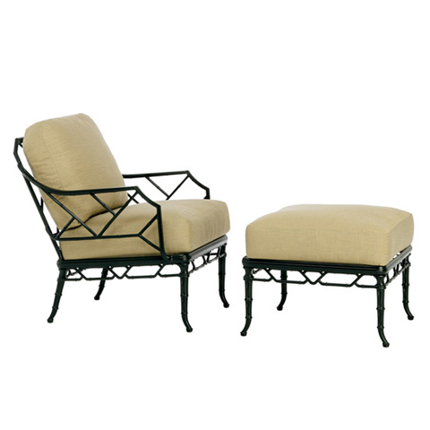 Brown Jordan - Lounge Chair with Loose Cushions - 3510-6000