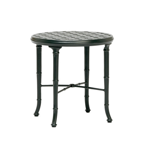 Brown Jordan - Round Cast Top Occasional Table - 3513-2000