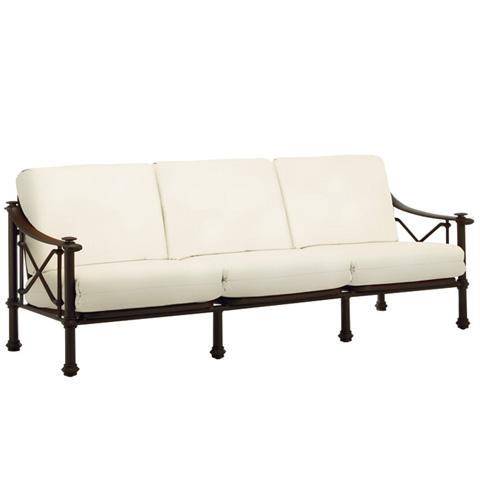 Brown Jordan - Sofa with Loose Cushions - 3590-6300