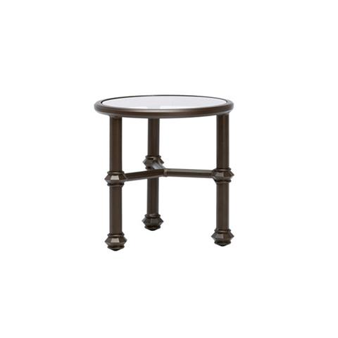 Brown Jordan - Round Occasional Table - 3823-2000