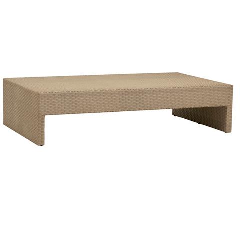 Brown Jordan - Rectangular Coffee Table - 4084-3664
