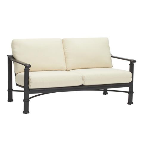 Brown Jordan - Loveseat with Loose Cushions - 4340-6200