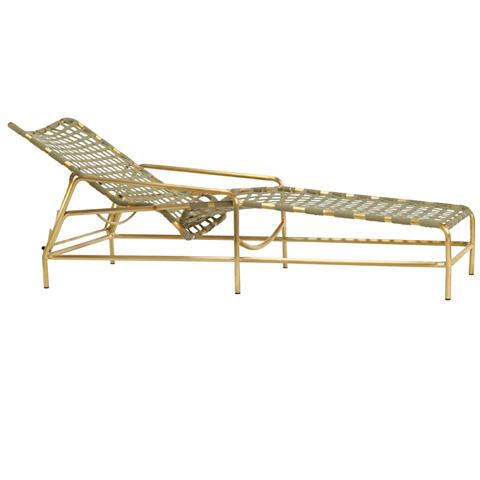Brown Jordan - Suncloth Strap Adjustable Chaise - 4390-7000