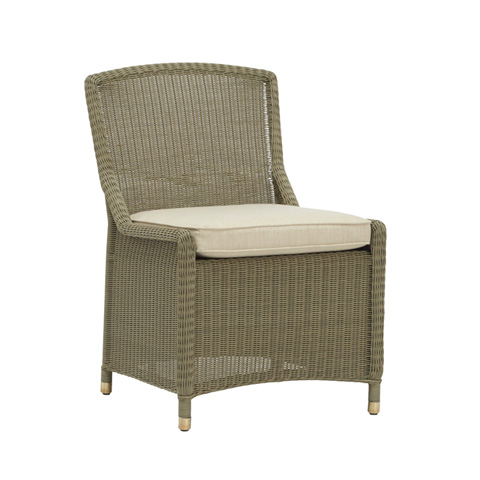 Brown Jordan - Side Chair with Loose Cushion - 4580-1000
