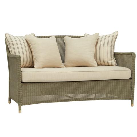 Brown Jordan - Loveseat with Loose Cushion - 4580-6200