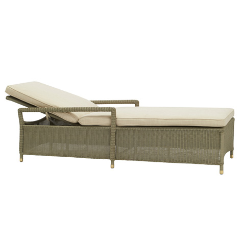 Brown Jordan - Adjustable Chaise with Loose Cushion - 4580-7000