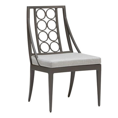 Brown Jordan - Side Chair with Loose Cushion - 4640-1000