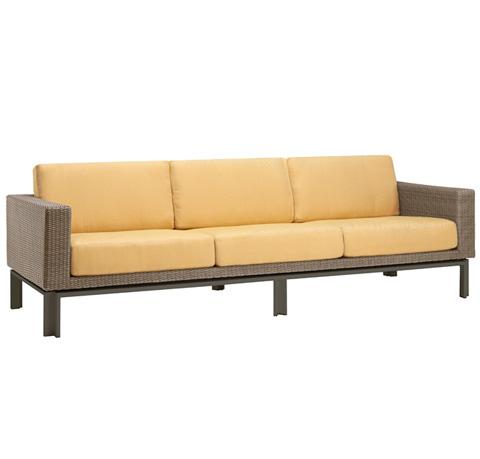 Brown Jordan - Sofa with Loose Cushions - 5060-6300