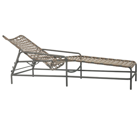 Brown Jordan - Suncloth Strap Adjustable Chaise - 5120-7000-SC