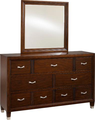 Broyhill Furniture - Landscape Mirror - 4264-236