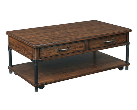 Broyhill Furniture - Rectangular Coffee Table - 3353-001