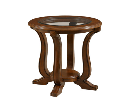 Broyhill Furniture - Lana Round End Table - 3459-002