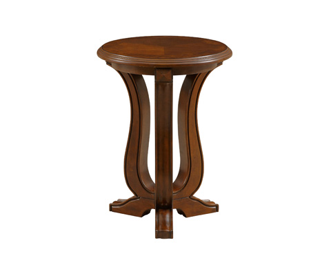 Image of Lana Round Chairside Table