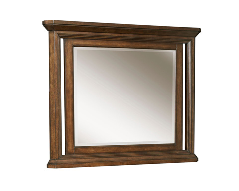 Broyhill Furniture - Estes Park Dresser Mirror - 4364-236