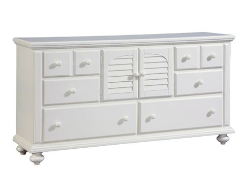 Broyhill Furniture - Dresser with Doors - 4471-232