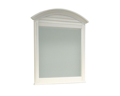 Image of Arched Dresser MIrror