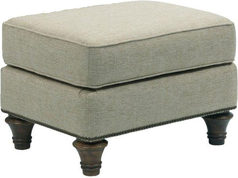 Broyhill Furniture - Whitfield Ottoman - 3666-5