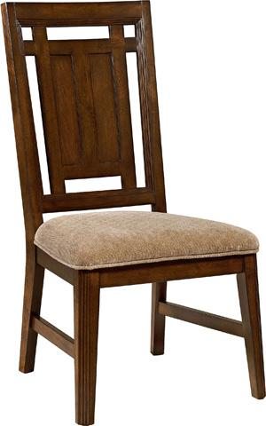 Image of Estes Park Upholstered Seat Side Chair