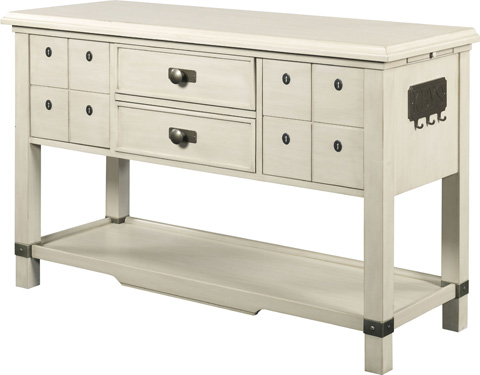 Broyhill Furniture - New Vintage White Sideboard - 4807-515
