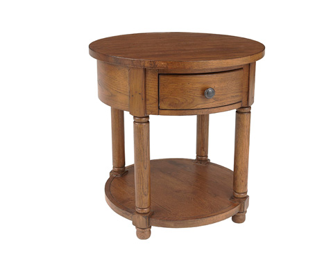 Broyhill Furniture - Round End Table - 3397-012