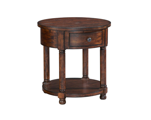 Broyhill Furniture - Round End Table - 3399-012
