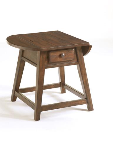 Broyhill Furniture - Splay Leg End Table - 3399-05V