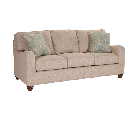 Broyhill Furniture - Queen Air Dream Sleeper Sofa - 3746-7A