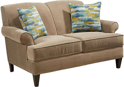 Broyhill Furniture - Flint Loveseat - 4252-1