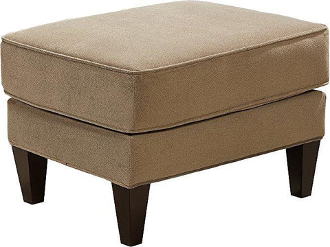 Broyhill Furniture - Flint Ottoman - 4252-5