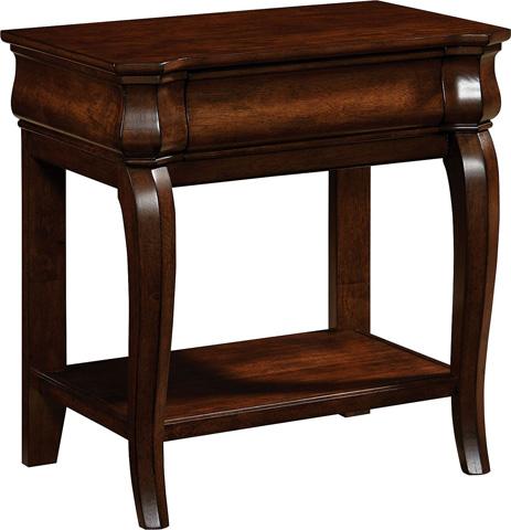 Broyhill Furniture - Aryell Autumn Cherry Night Table - 4906-291